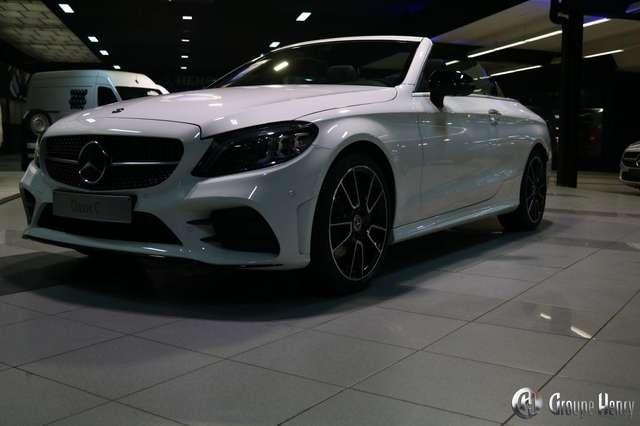 Mercedes C 200 d 1/5