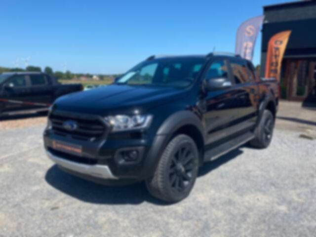 Ford Ranger 2.0Bi-turbo Black automaat + 5-jaar Garantie