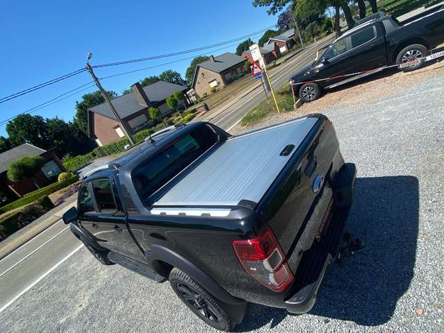 Ford Ranger 2.0Bi-turbo Black automaat + 5-jaar Garantie 5/15