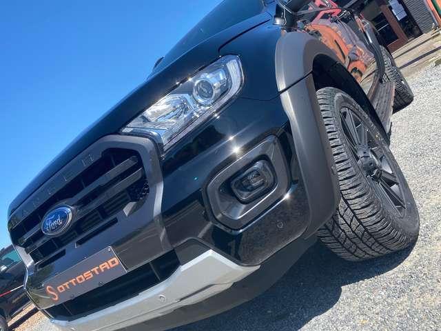 Ford Ranger 2.0Bi-turbo Black automaat + 5-jaar Garantie 9/15