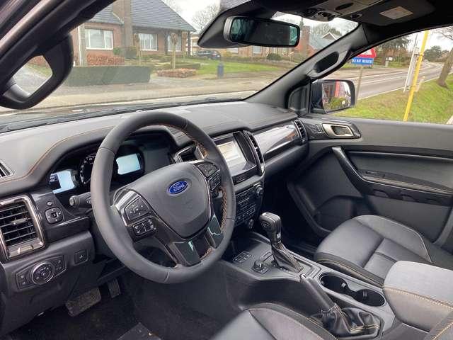 Ford Ranger 2.0Bi-turbo Black automaat + 5-jaar Garantie 14/15