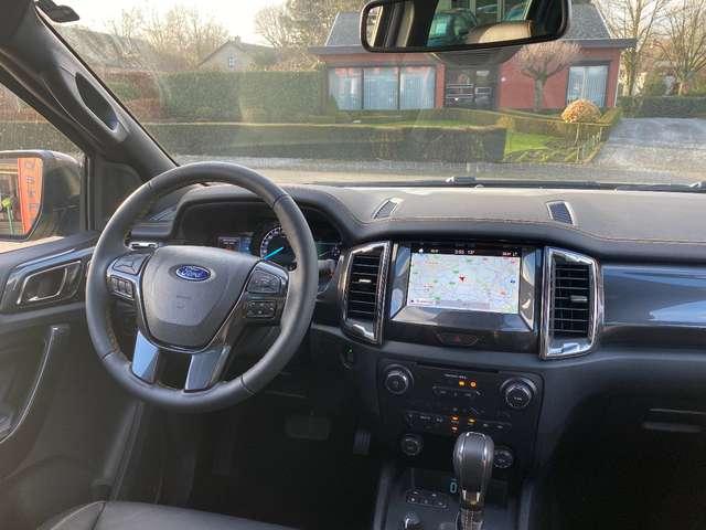 Ford Ranger 2.0Bi-turbo Black automaat + 5-jaar Garantie 15/15