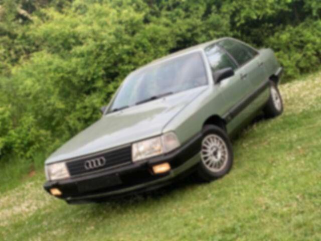 Audi 100 2.2i 5 Cylindre ** Sport ** Oldtimer **