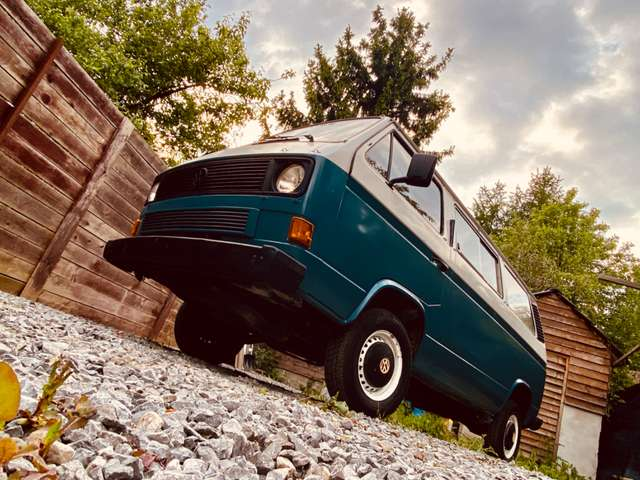 Volkswagen T3 Kombi * Classic Car * Minibus * Oldtimer * 1/15