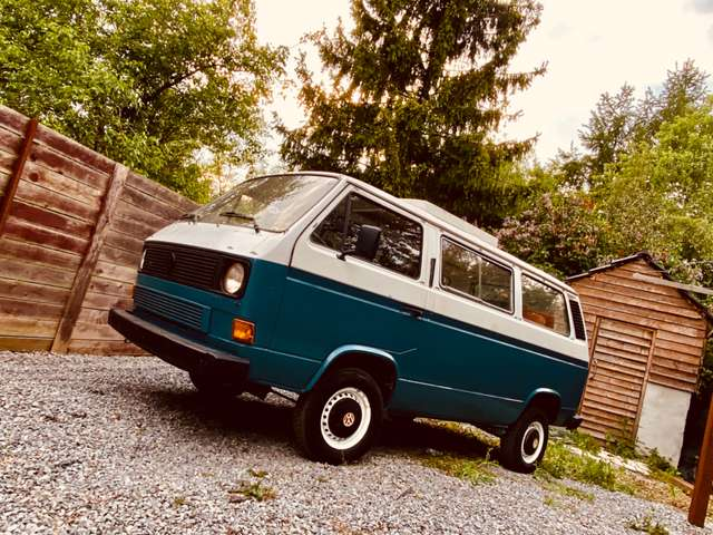 Volkswagen T3 Kombi * Classic Car * Minibus * Oldtimer * 2/15
