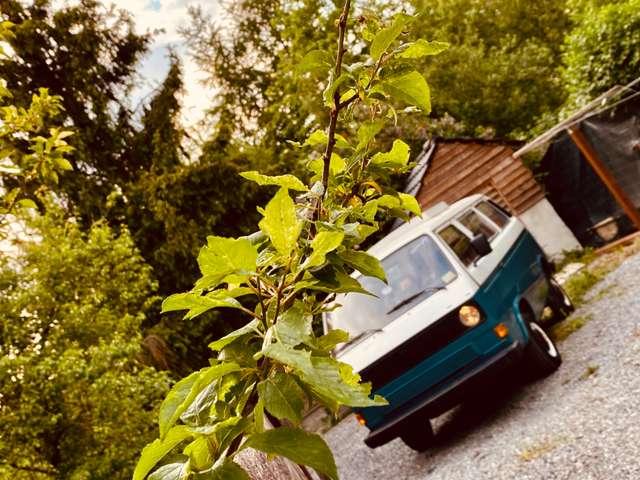 Volkswagen T3 Kombi * Classic Car * Minibus * Oldtimer * 3/15