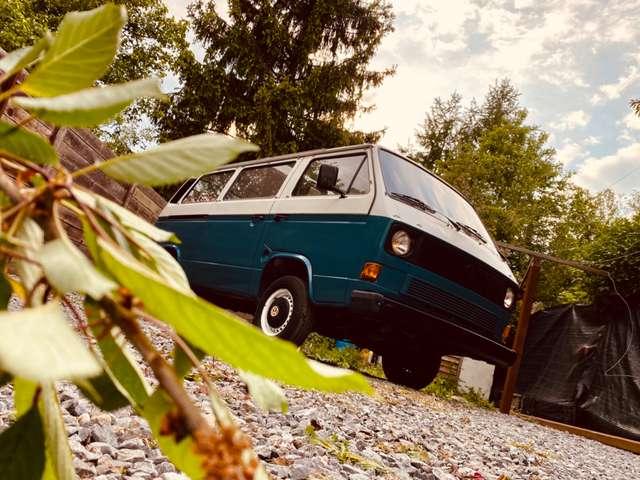 Volkswagen T3 Kombi * Classic Car * Minibus * Oldtimer * 4/15