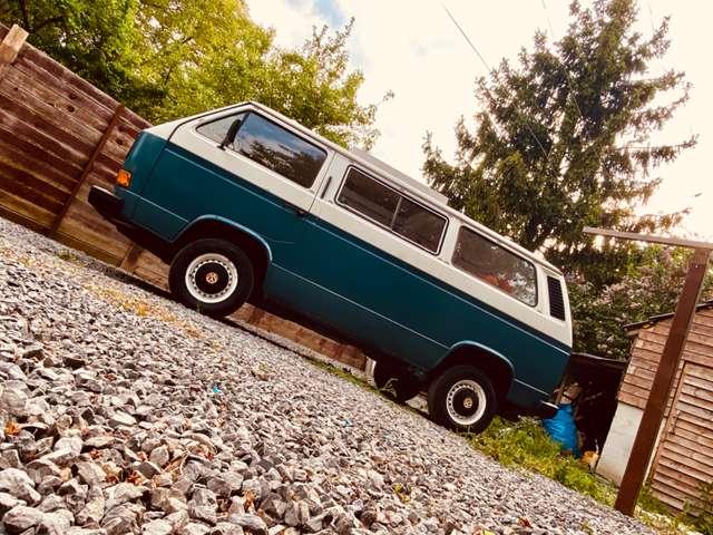 Volkswagen T3 Kombi * Classic Car * Minibus * Oldtimer * 5/15