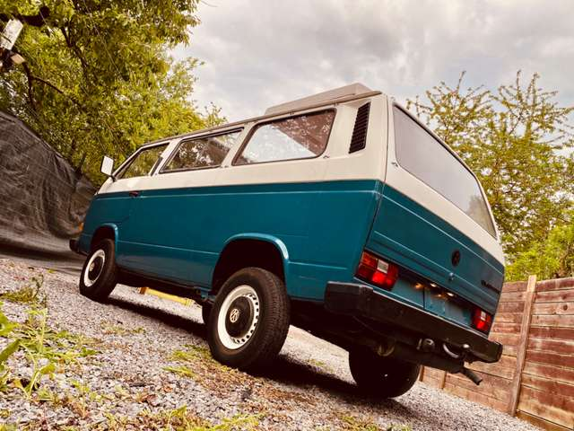 Volkswagen T3 Kombi * Classic Car * Minibus * Oldtimer * 6/15