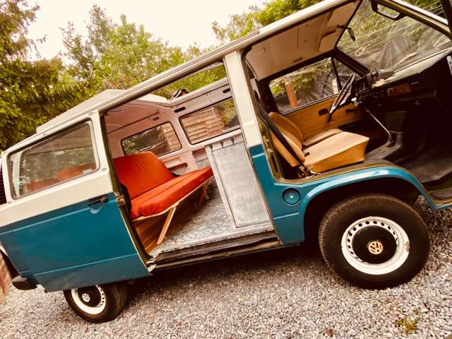 Volkswagen T3 Kombi * Classic Car * Minibus * Oldtimer * 11/15