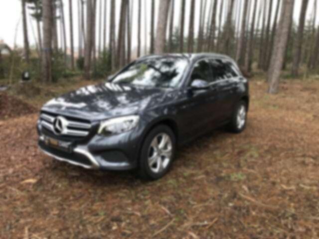 """Mercedes GLC 220 Uitvoering \""""Exclusive\"""" met ILS Led Lichten !!"""