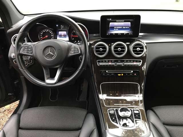 Mercedes GLC 220 Uitvoering