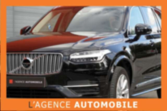 Volvo XC90 2.0 T8 4WD Inscrip.Plug-In 7pl/ Garantie 12M