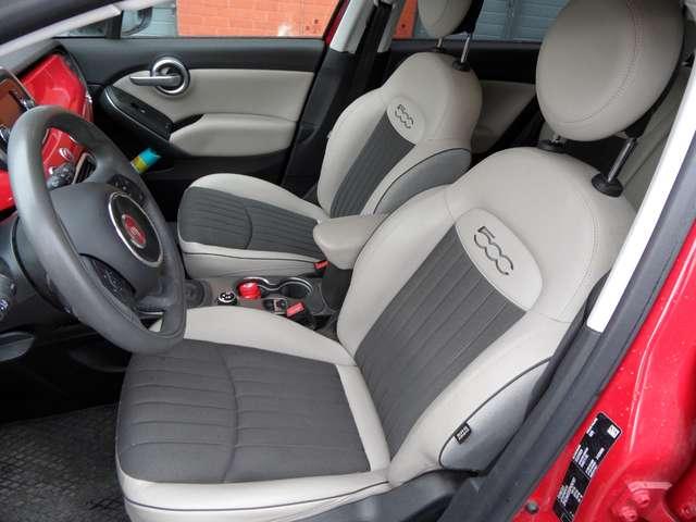 Fiat 500X 1.4 MultiAir Lounge DCT / Garantie 12M 8/15