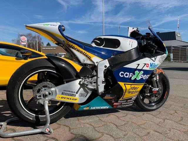 Honda CBR 600 MOTO 2 KALEX-HONDA 2015 Ex Dominique Aegerter 3/15