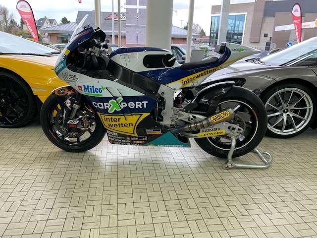 Honda CBR 600 MOTO 2 KALEX-HONDA 2015 Ex Dominique Aegerter 4/15