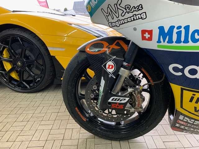 Honda CBR 600 MOTO 2 KALEX-HONDA 2015 Ex Dominique Aegerter 6/15