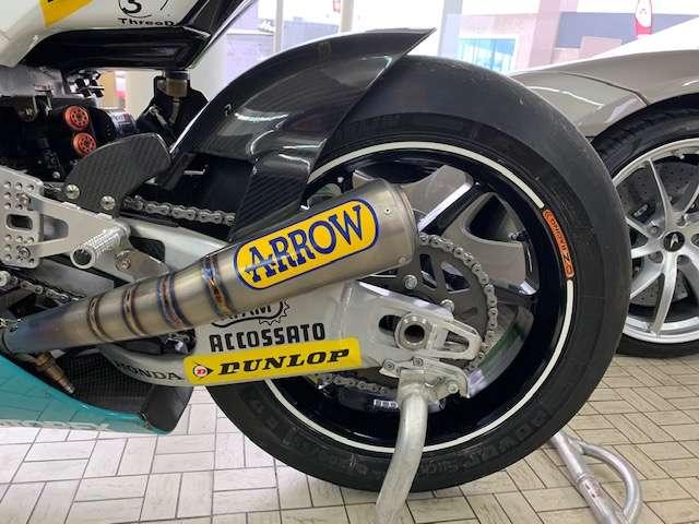 Honda CBR 600 MOTO 2 KALEX-HONDA 2015 Ex Dominique Aegerter 7/15