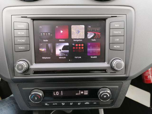 SEAT Ibiza 1.0TSI*STYLE*GARANTIE*GPS*JA*CLIM AUTO*BLUETOOTH** 12/15