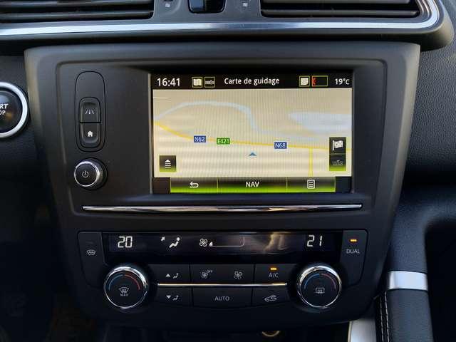 Renault Kadjar 1.6 dCi*GARANTIE*GPS*CLIM*CRUISE*CAPTEURS*KEYLESS* 11/15