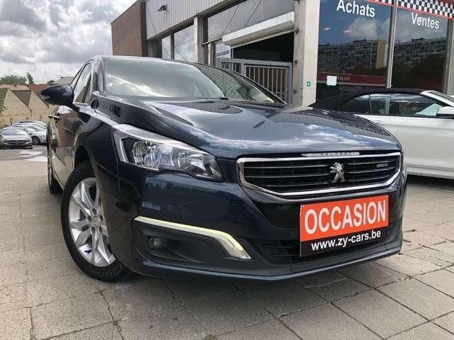 Peugeot 508 1.6HDI 116CV full Option carnet complet a voir !!! 1/15
