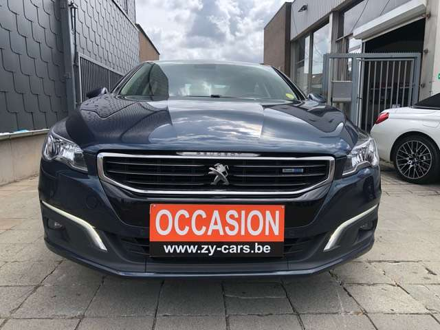 Peugeot 508 1.6HDI 116CV full Option carnet complet a voir !!! 2/15