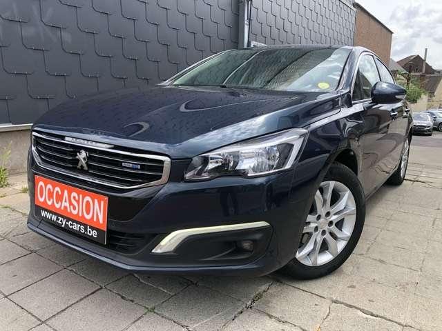 Peugeot 508 1.6HDI 116CV full Option carnet complet a voir !!! 3/15