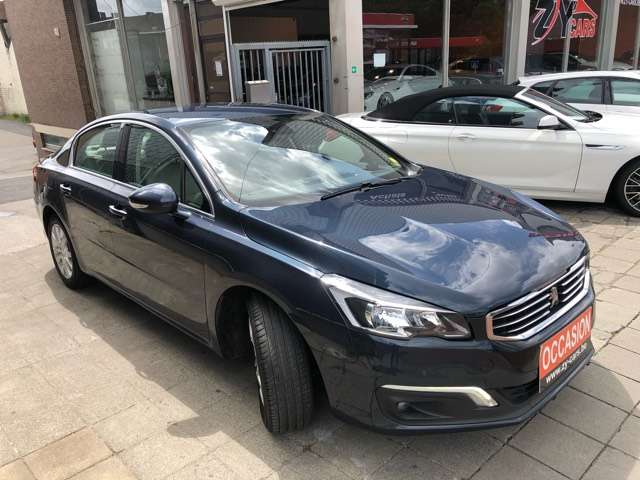 Peugeot 508 1.6HDI 116CV full Option carnet complet a voir !!! 8/15