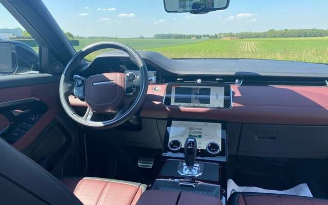 Land Rover Range Rover Evoque 2.0 TD4 4WD R-Dynamic Full options 6 cameras
