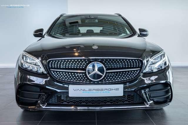 Mercedes C 220 d AMG Break Pano Lane Assist Night LED Widescreen 2/15