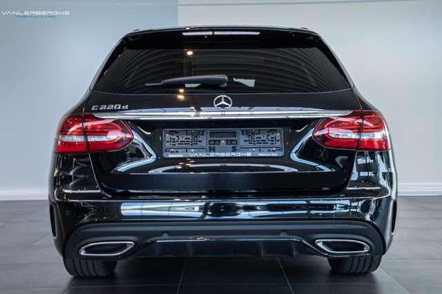 Mercedes C 220 d AMG Break Pano Lane Assist Night LED Widescreen 11/15