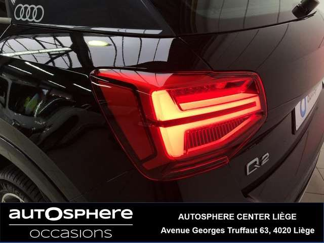 Audi Q2 *Navi*Leds*S-Tronic*sport 8/15