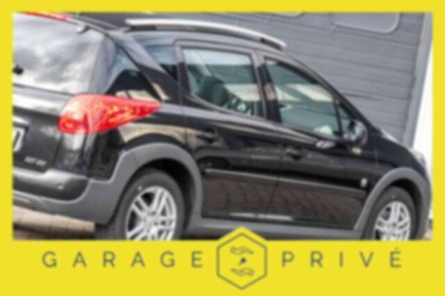 Peugeot 207 1.6 HDi Outdoor   Garantie 12M