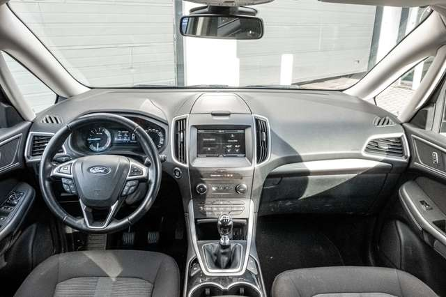 Ford Galaxy 2.0 Business Edition 7 Places | Garantie 12M 7/15