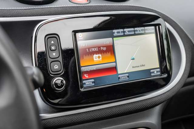 Smart Brabus 0.9 ForFour Turbo Xclusive | Garantie 14M 13/15