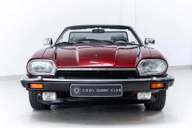 Jaguar XJ 5.3 V12 Convertible - First owner - Originally Dut 2/15