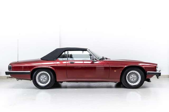 Jaguar XJ 5.3 V12 Convertible - First owner - Originally Dut 4/15