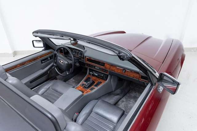 Jaguar XJ 5.3 V12 Convertible - First owner - Originally Dut 9/15