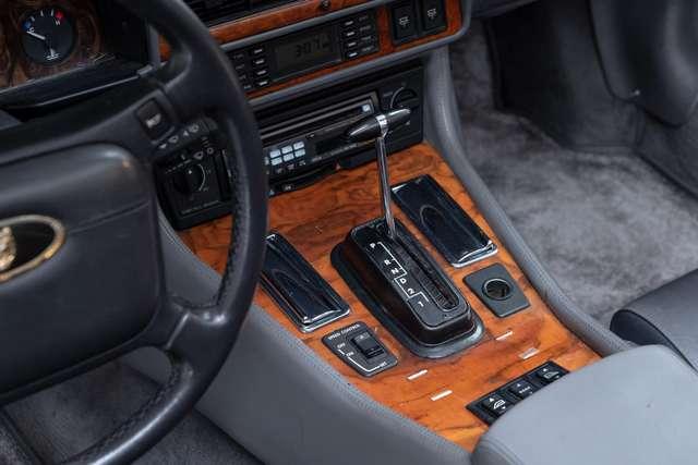 Jaguar XJ 5.3 V12 Convertible - First owner - Originally Dut 11/15