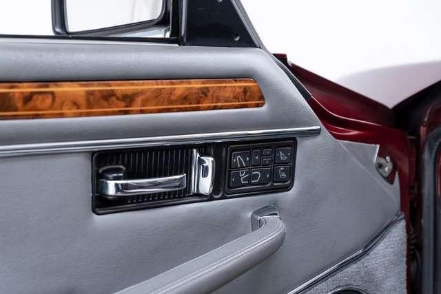 Jaguar XJ 5.3 V12 Convertible - First owner - Originally Dut 12/15