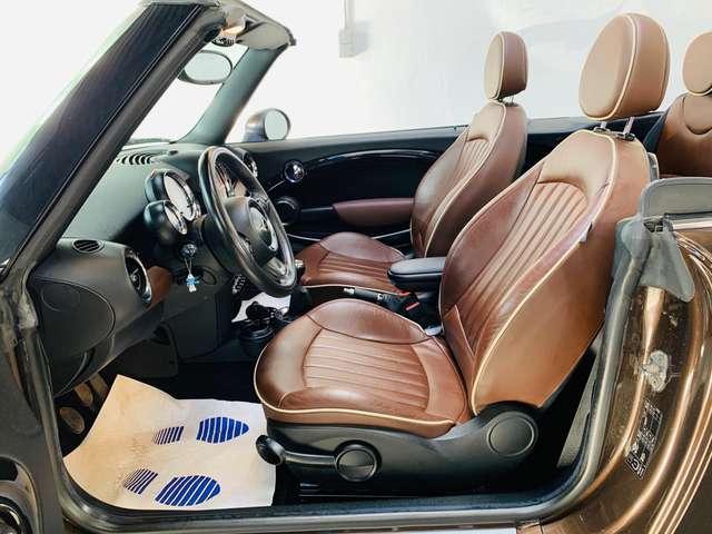 MINI Cooper Cabrio 1.6D * GPS * GARANTIE 12 MOIS * FULL OPTIONS * 12/15