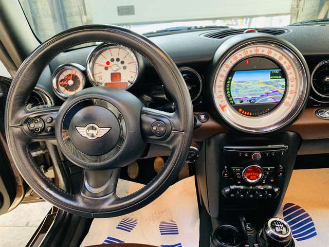 MINI Cooper Cabrio 1.6D * GPS * GARANTIE 12 MOIS * FULL OPTIONS * 15/15