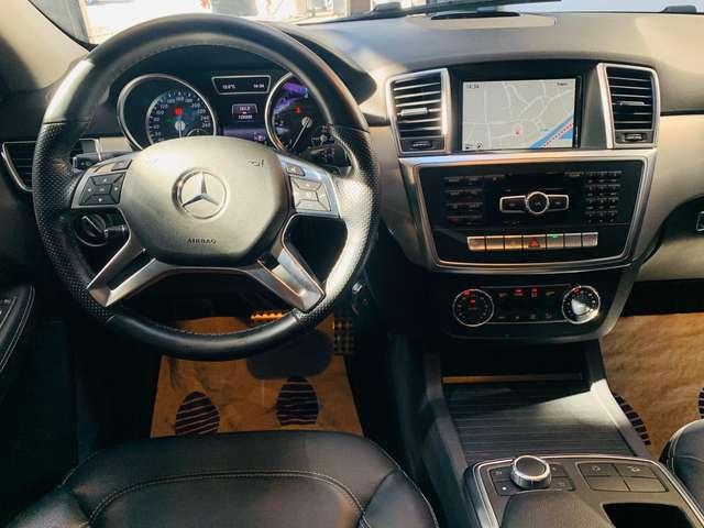 Mercedes ML BlueTEC * 4MATIC * GAR 12 MOIS * 1er prop * carnet 14/15