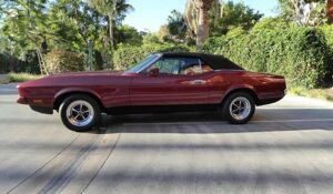 Ford Mustang 1972