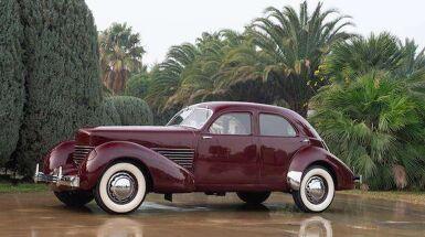 Oldtimer Cord 1936