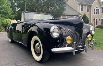 Lincoln Continental 1940