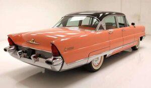 Oldtimer Lincoln 1956