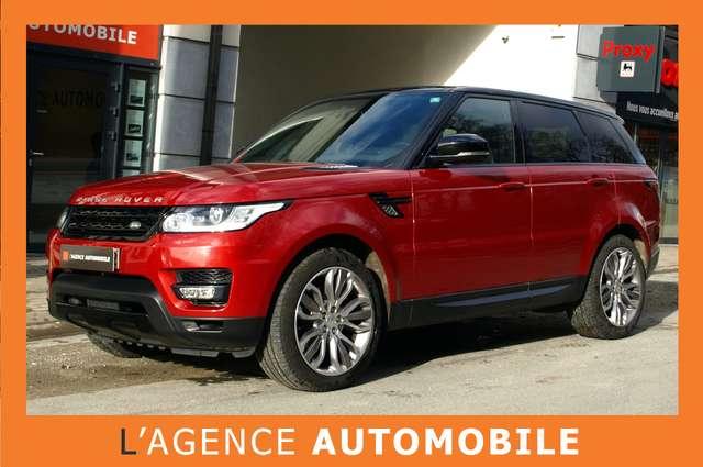 Land Rover Range Rover Sport 3.0 TDV6 HSE Dynamic UTILITAIRE / GARANTIE 12M 1/15