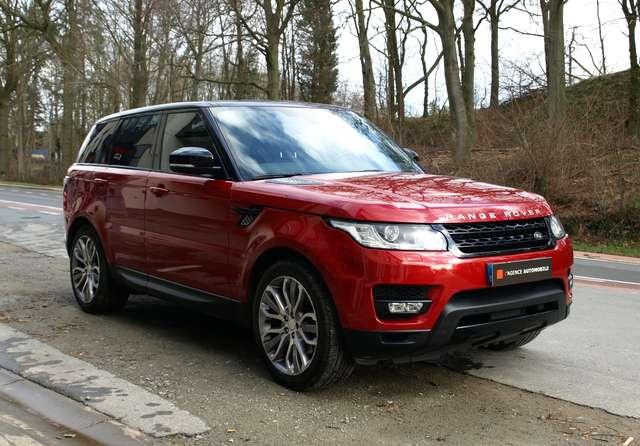 Land Rover Range Rover Sport 3.0 TDV6 HSE Dynamic UTILITAIRE / GARANTIE 12M 3/15