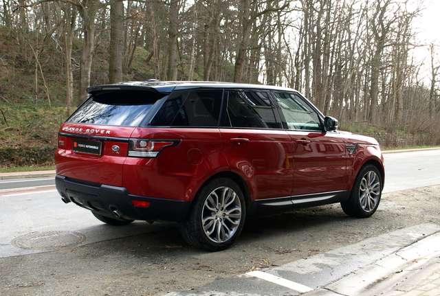 Land Rover Range Rover Sport 3.0 TDV6 HSE Dynamic UTILITAIRE / GARANTIE 12M 4/15